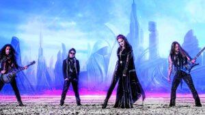 "Edge Of Paradise announces new album ""The Unknown"""